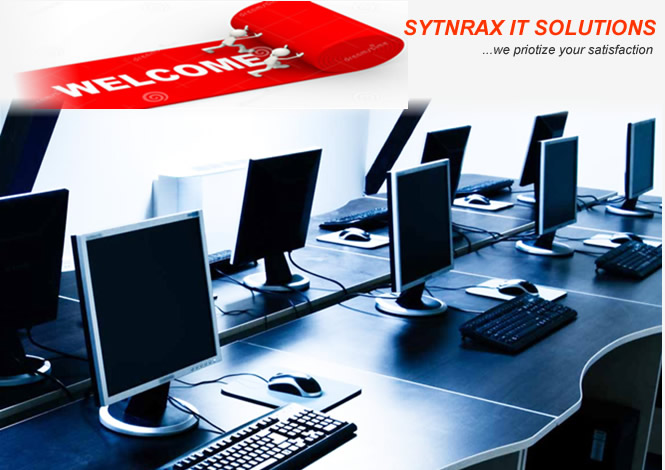 Welcome to Syntrax